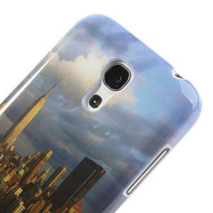 Plastové puzdro pre Samsung Galaxy S4 mini i9190- mesto - 5