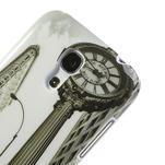 Plastové pouzdro na Samsung Galaxy S4 mini i9190- městské hodiny - 5/6