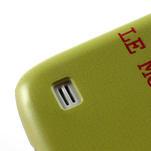Plastové pouzdro na Samsung Galaxy S4 mini i9190- Le moustache - 5/6