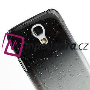Plastové minerální puzdro pre Samsung Galaxy S4 mini i9190- čierné - 5