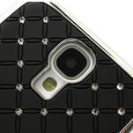 Drahokamové pouzdro pro Samsung Galaxy S4 i9500- černé - 5/7