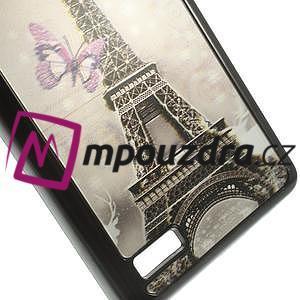 Hard Case 3D puzdro na Xiaomi Mi3- Eiffel - 5