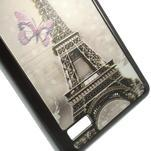 Hard Case 3D puzdro na Xiaomi Mi3- Eiffel - 5/5