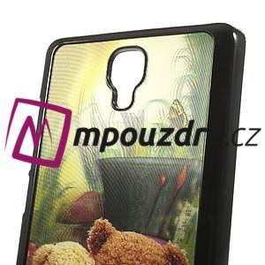 Hard Case 3D puzdro na Xiaomi Mi3- medvídek - 5