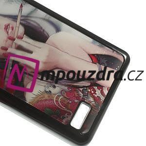 Hard Case 3D puzdro na Xiaomi Mi3- žena - 5