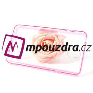 Gélové hybrid puzdro na Samsung Galaxy Note 3- růžové - 5