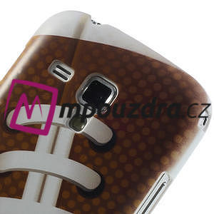 Plastové puzdro na Samsung Trend plus, S duos - tkanička - 5