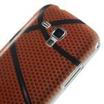 Plastové puzdro na Samsung Trend plus, S duos - basketbal - 5/6