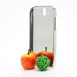 Drahokamové puzdro pre HTC One SV- zelené - 5/5