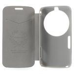 Flipové puzdro na Samsung Galaxy K zoom C115 - modré - 5/7