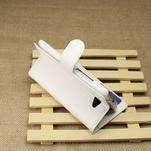 Peňaženkové puzdro pre HTC Desire 601- biele - 5/7