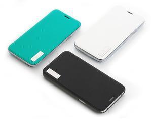 Flipové puzdro na Samsung Galaxy S5 mini G-800- modré - 5