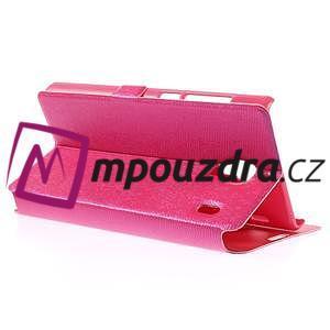Peňaženkové puzdro na Xiaomi Hongmi Red Rice- růžové - 5