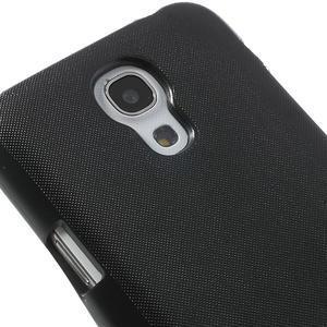 Flipové folio puzdro na Samsung Galaxy S4 mini i9190- čierné - 5
