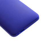 Silikonové puzdro pre HTC one M7- modré - 5/6
