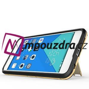 Outdoor odolný obal na mobil Honor 8 - zlatý - 5