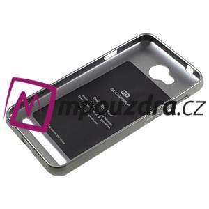 Luxusní gélový obal na mobil Huawei Y3 II - šedá - 5