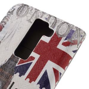 Emotive PU kožené puzdro pre LG K8 - United Kingdom - 5