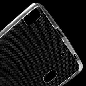 Ultra tenký slim obal na Lenovo A7000 / K3 Note - transparentný - 5