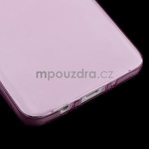 Slim obal pre Samsung Galaxy A3 - ružové - 5