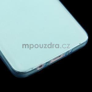 Slim obal pre Samsung Galaxy A3 - modrý - 5