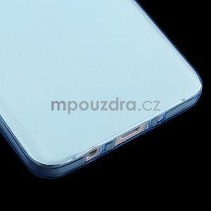 Slim obal pre Samsung Galaxy A3    - svetlo modré - 5