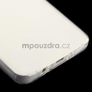 Slim obal pre Samsung Galaxy A3 - transparentný - 5