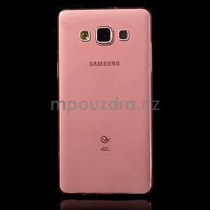 Ultra tenký obal na Samsung Galaxy A5 - červený - 5