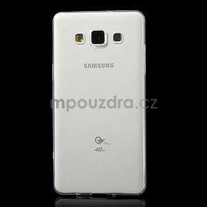 Ultra tenký obal na Samsung Galaxy A5 - transparentný - 5