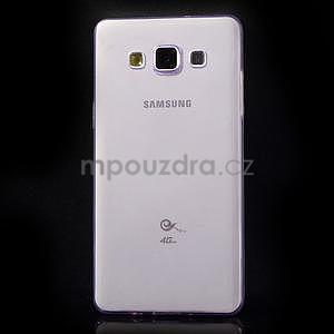 Ultra tenký obal pre Samsung Galaxy A5 - fialový - 5