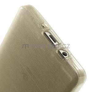 Broušený gélový obal Samsung Galaxy A5 - chamapgne - 5