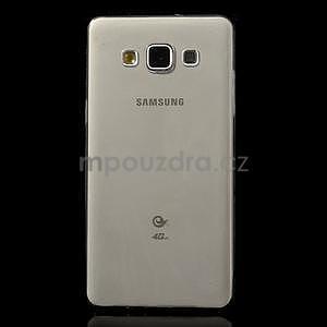 Ultra tenký obal pre Samsung Galaxy A5 - šedý - 5