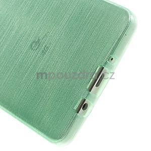 Brúsený gélový obal Samsung Galaxy A5 - cyan - 5