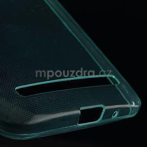 Ultratenký slim obal pre Asus Zenfone 2 ZE551ML - svetlomodrý - 5