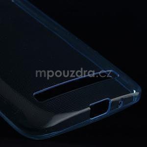 Ultratenký slim obal na Asus Zenfone 2 ZE551ML - tmavomodrý - 5