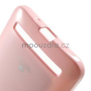Gélový obal na Asus Zenfone 2 ZE551ML - ružový - 5