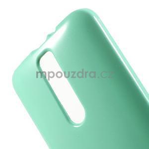 Gélový obal na Asus Zenfone 2 ZE551ML - azúrový - 5