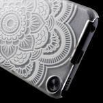 Plastový obal pre iPod Touch 5 - očarujúci kvet - 5/6