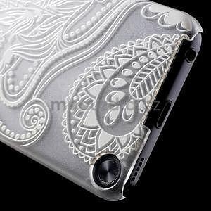 Plastový obal pre iPod Touch 5 - kvet - 5