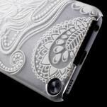 Plastový obal pre iPod Touch 5 - kvet - 5/6