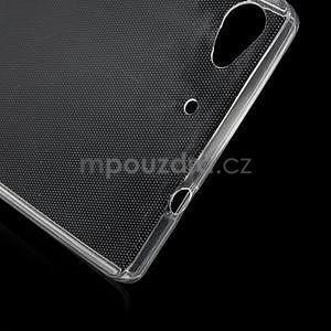 Gélový kryt na Lenovo Vibe X2 - transparentný - 5
