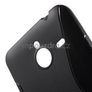S-line gélový obal pre Microsoft Lumia 640 XL - čierny - 5