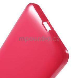 Rose gélový obal pre Microsoft Lumia 640 XL - 5