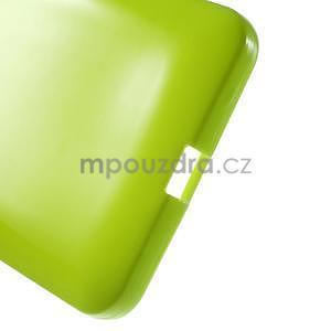 Zelený gélový obal pre Microsoft Lumia 640 XL - 5
