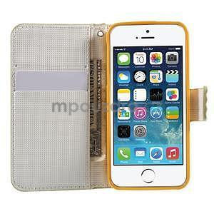 Cool Style puzdro na iPhone 5 a iPhone 5s - champagne - 5