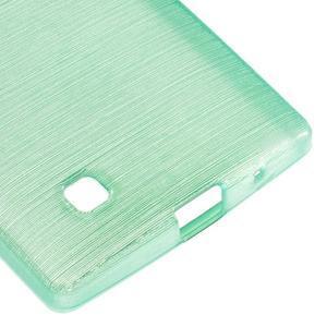 Brush gélový kryt na LG G4c H525N - cyan - 5