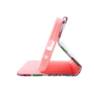 Puzdro na mobil Samsung Galaxy Core Prime - sovičky - 5