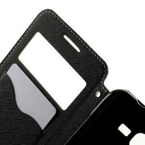 Safety puzdro s okienkom pre Samsung Galaxy Grand Prime - biele - 5