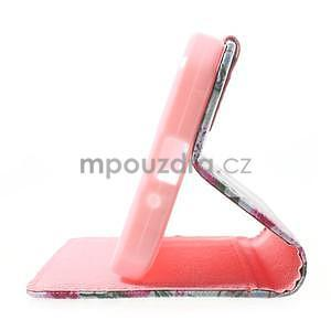 Štýlové peňaženkové puzdro pre Samsung Galaxy Xcover 3 - Eiffelova veža - 5