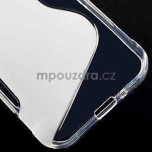 S-line gélový obal na Samsung Galaxy Xcover 3 - transparentný - 5
